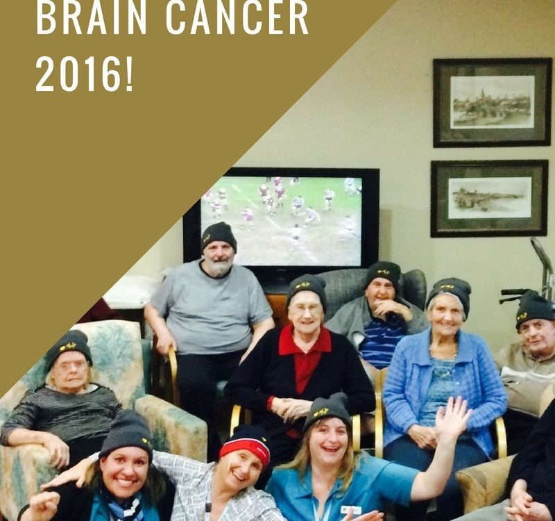 Beanies for Brain Cancer Front Image