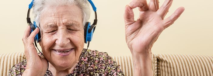 Music and Dementia - listen
