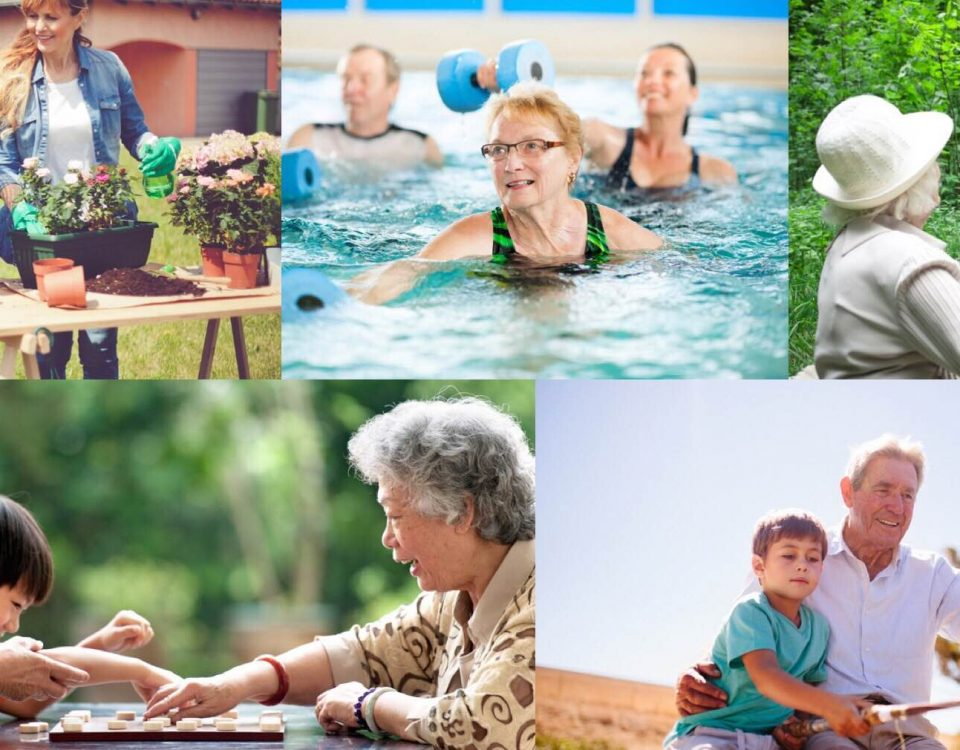 Activities: Sharing activities with your elderly loved one