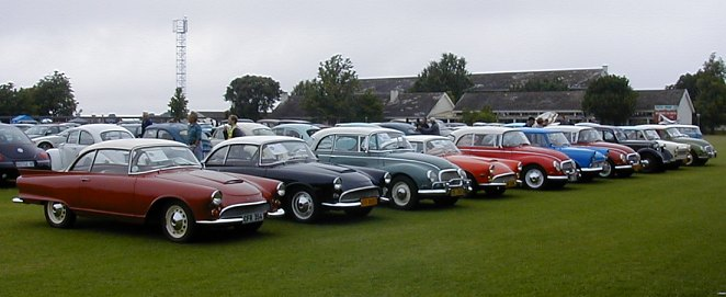 Classic Car Events In Gold Age Australia - Classic car events