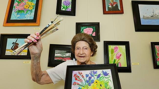 Creative arts and the elderly