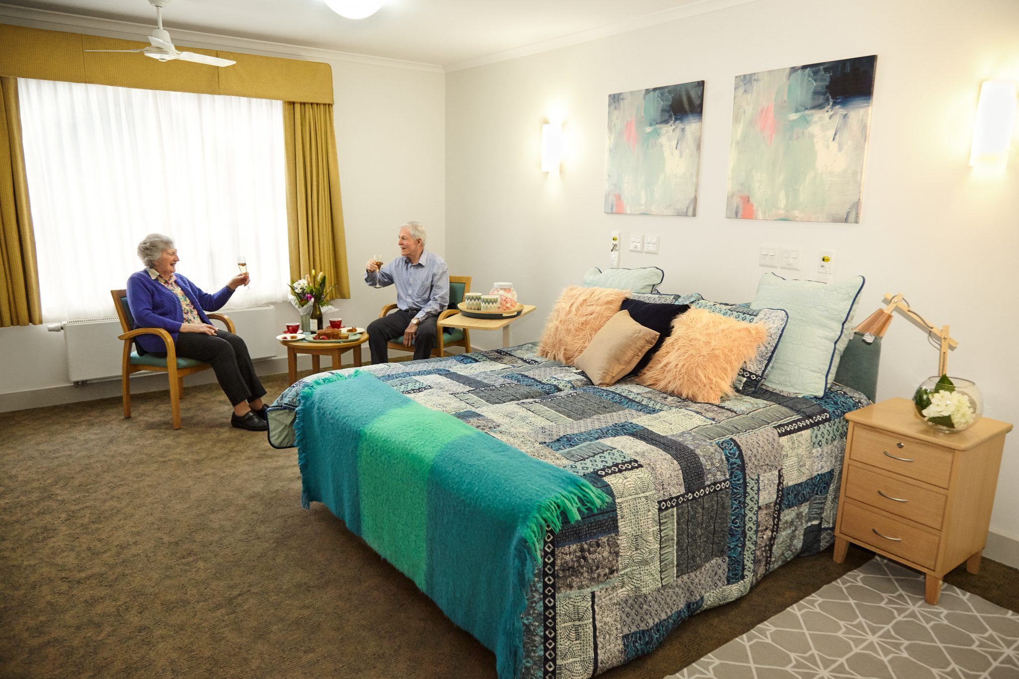 Gold Age Australia Camberwell Gardens Double Room